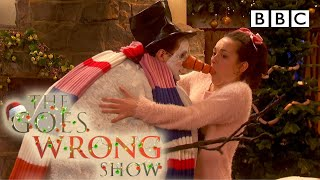 The Christmas show that went wrong... | The Goes Wrong Show - BBC