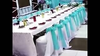 Оформление свадьбы Владивосток Мятная свадьба бирюзовая свадьба