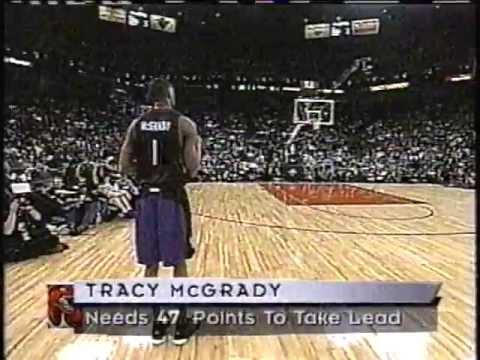 Tracy McGrady - 2000 NBA Slam Dunk Contest