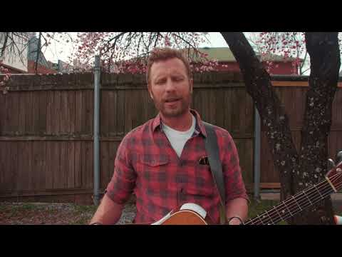 Dierks sends a message to Friendswood
