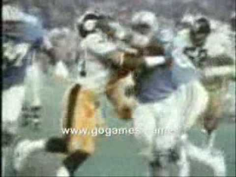 Houston Oilers Tribute Part 2-Earl Campbell #34