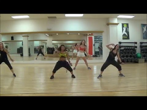 Saka Boom by Pitbull Zumba Fitness Abs / Core Toning Dance Fitness Choreography