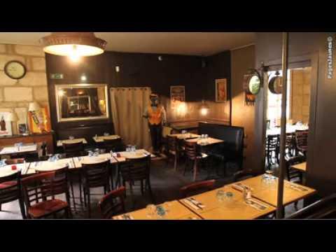 la terrasse saint pierre restaurant bar bordeaux 33 youtube. Black Bedroom Furniture Sets. Home Design Ideas