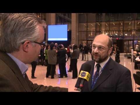 Martin Schulz: If Cameron gives up UK rebate we can discuss EU budget cuts