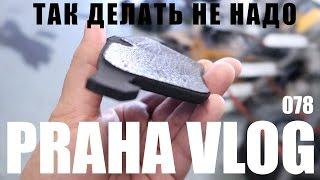 Домашние животные в Чехии! Автосервис в Праге! Болтательное видео! Ответы на вопросы! Praha Vlog 078