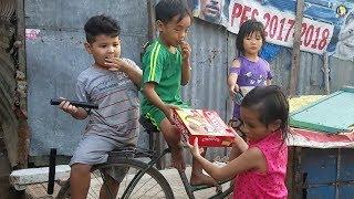 Việt kiều hỗ trợ bé gái 6 tuổi mang yêu thương đến xóm nghèo dịp trước Tết