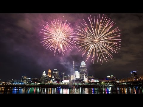 A virtual tour of Cincinnati​