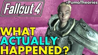 Fallout 4 What Actually Happened to Sarah Lyons from Fallout 3 Lore and Theory PumaTheories