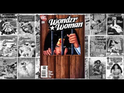 """Wonder Woman: vol 3 #38 - Warkiller Part 3 of 4, """"After The Fire"""""""
