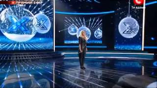 Х ФАКТОР 3   Оглашение ФИНАЛИСТА Гала концерт 05 01 13