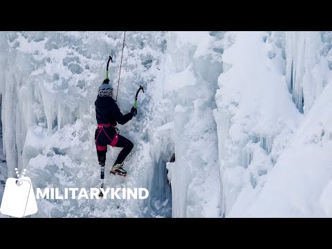 Wounded Marine living life on the tops of mountains | Militarykind