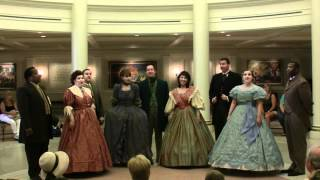Listen to The Voices of Liberty at Epcot