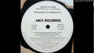 Justice System - Dedication to Bambaata (Diamond D Reminisce Mix)