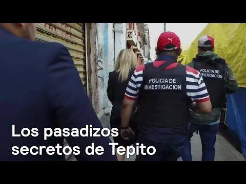 Los pasajes secretos de Tepito, refugio del crimen organizado - Despierta con Loret