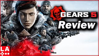 Gears 5 Review (Video Game Video Review)