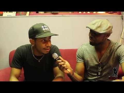 L'ange Noir Interview on why he loves Kizomba and what his name means