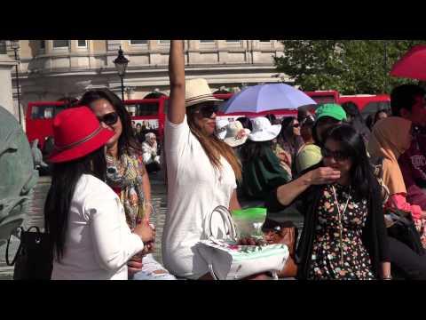 Hello Indonesia Festival – Trafalgar Square London June 2015 - Part 7