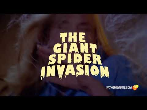 RiffTrax Live: Giant Spider Invasion - in theaters Aug 15/20