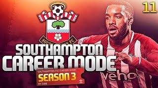 FIFA 15 Career Mode - 40 MILLION OFFER! YES OR NO?  - Southampton Series 3 Episode 11