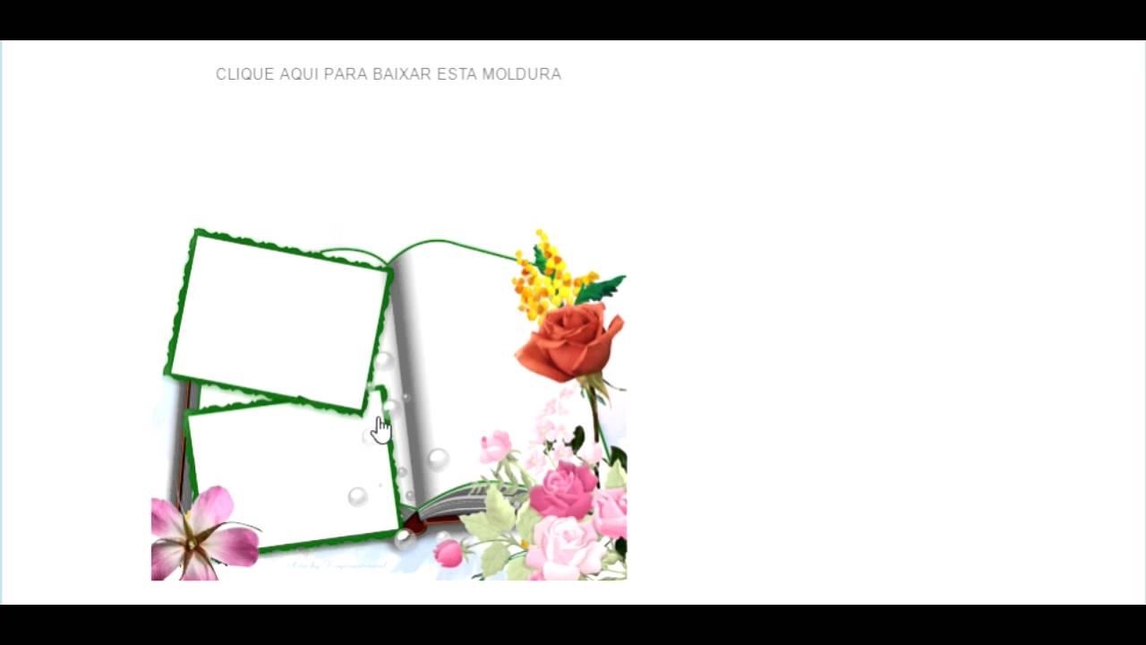 Molduras de flores em png fundo transparente pt1 youtube - Molduras de escayola en madrid ...