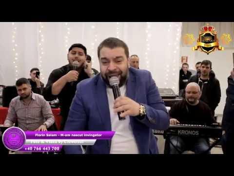 Florin Salam - Să Știe Dușmanii Mei Că Nu Îmi Pun Mintea Cu Ei 2017 ( By Silidor Salam )