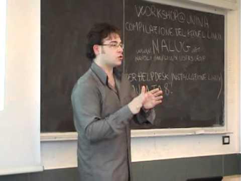 Marco Ferrigno - Compilazione del Kernel Linux: light tips && tricks [Kernel hacking]