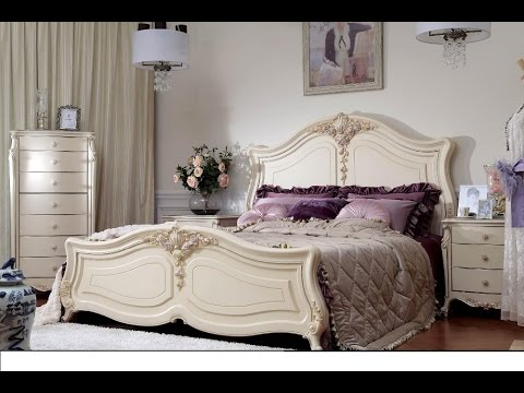 Luxury Wooden King Size Beds Designs