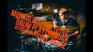MONGOL800 - Face To Face DRUM COVER -------------------------------...