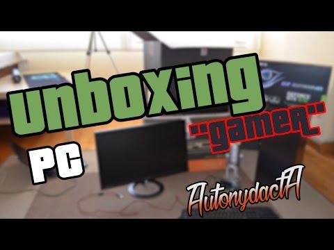 UNBOXING | PC GAMER 2016 | AutonydactA