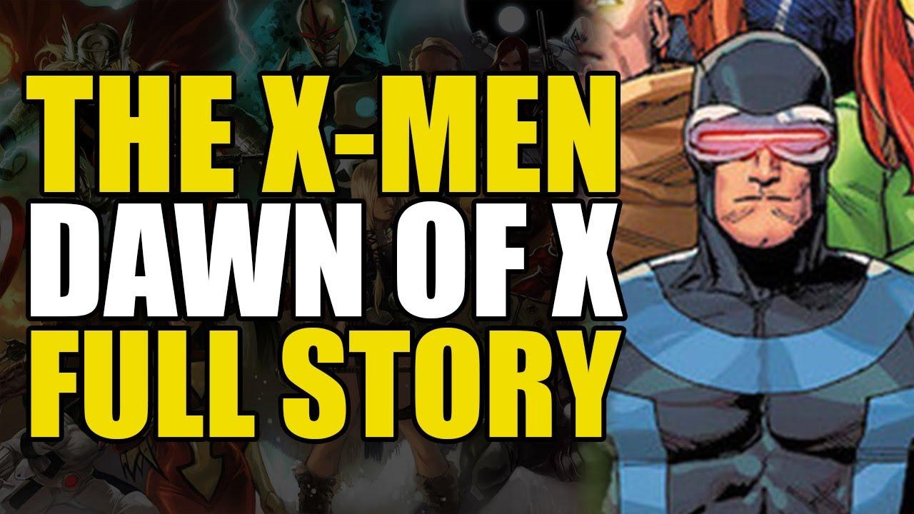 Download The X-Men's War On Humanity Begins:Dawn of X X-Men Full Story Vol 1 | Comics Explained