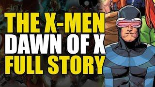 The X-Men's War On Humanity Begins:Dawn of X X-Men Full Story Vol 1