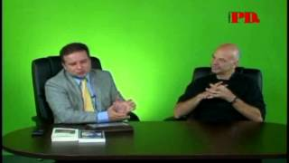 Entrevista a Martin Caparros por Eloy Garza (1a. Parte)