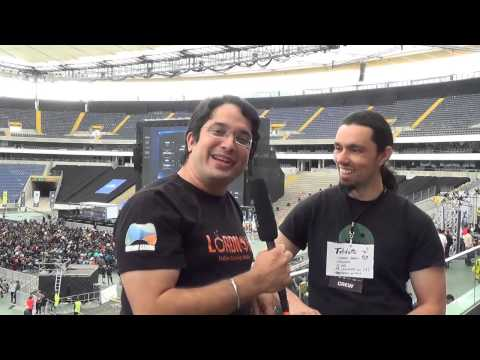 ESL One 2014 - Interview with Thiago Vidotto