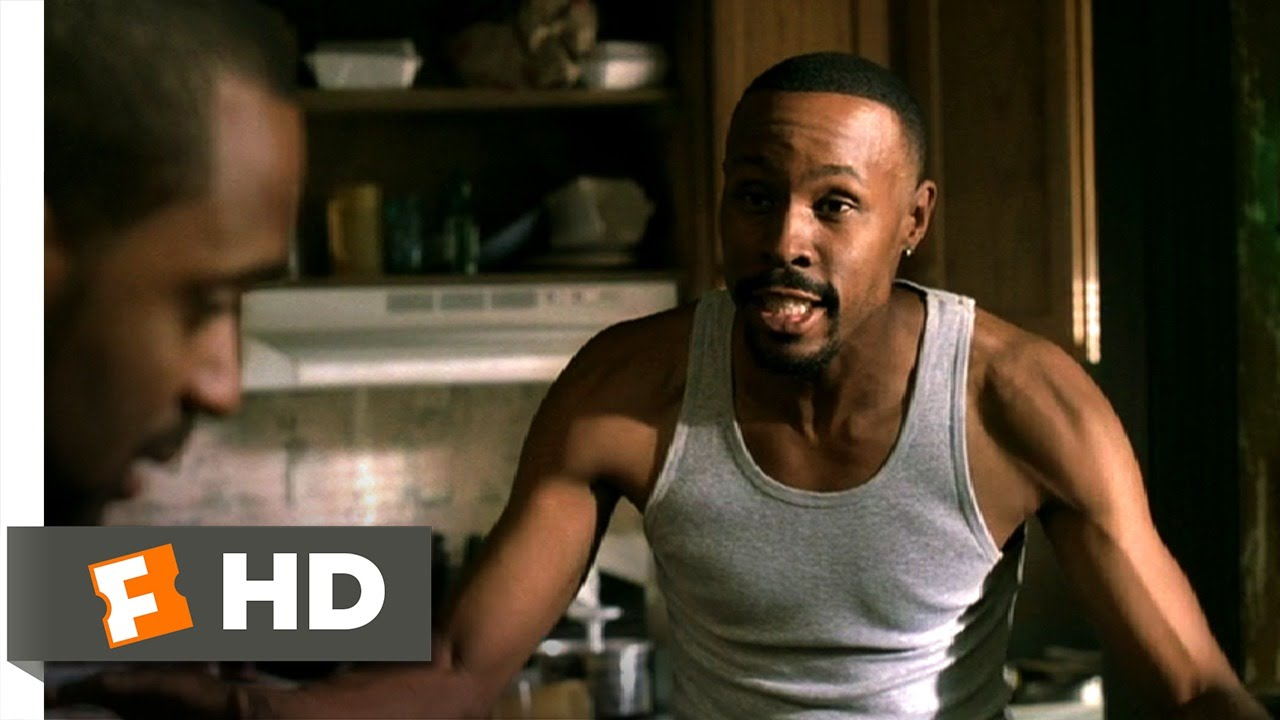Next Day Air (3/9) Movie CLIP - God Sent That! (2009) HD ...