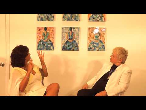 Curator's Voice Art Projects. Interview Claudia Di Paolo by Milagros Bello. Shifting Visions Show.