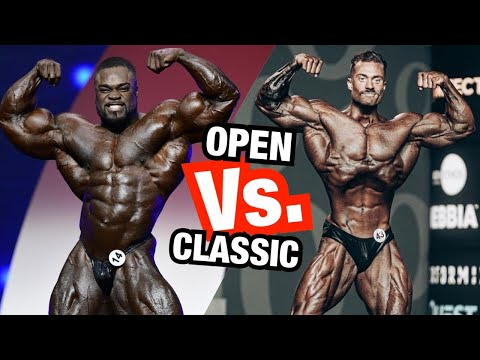MR. OLYMPIA VS CLASSIC MR. OLYMPIA | Raw Chest Workout With Brandon Curry