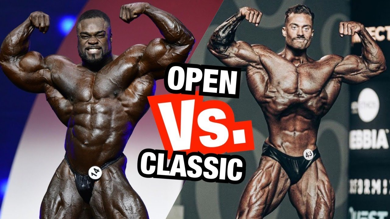 MR. OLYMPIA VS CLASSIC MR. OLYMPIA Raw Chest Workout