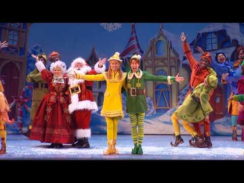 Elf the Broadway Musical | RiverCenter November 11th