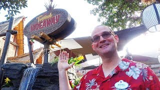 Imagineer interview for The Tropical Hideaway at Disneyland