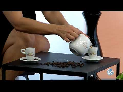 MERCHAN REDE MAIS RECORD -  ANGELICA HODGE - COFFEE LOVERS - CAFES DO BREASIL CLUB