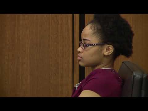 Sierra Day's sister takes the stand in Aniya Day-Garrett murder trial