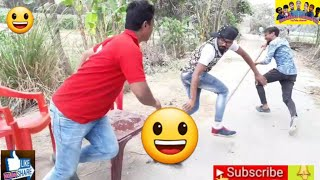 Must Watach New Funny😀😀Comedy Video 2019 || Episode 39 ||Try ✔️Not to laugh top fanny comedy
