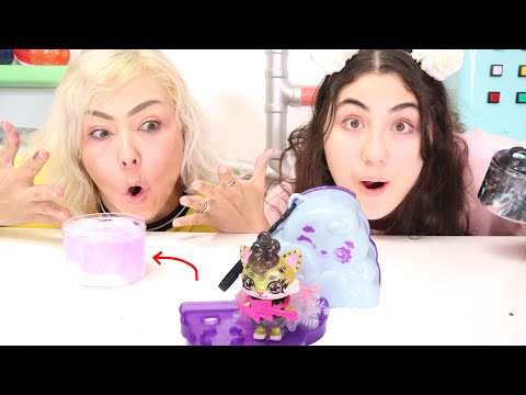 TURN THIS CLOUDEES INTO SLIME CHALLENGE! Slimeatory #635