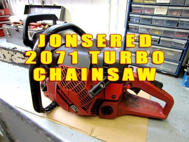 Jonsered 2071 turbo chainsaw quick overview and test run naijafy greentooth Gallery