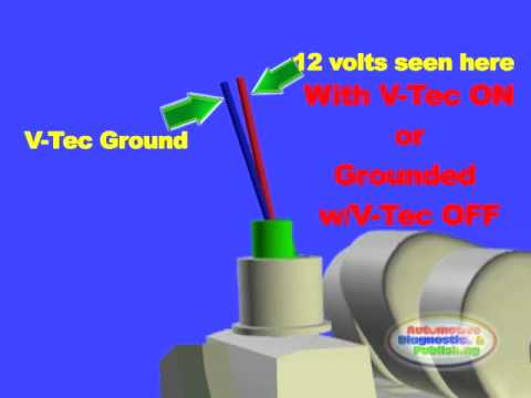 b16a vtec solenoid wiring diagram suzuki savage 650 carburetor honda v tec pressure switch youtube