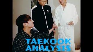 Taekook (Did Taehyung sleeping in Jungkook's room?)