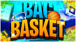 Le BAC Basket de Rocket League 🏀