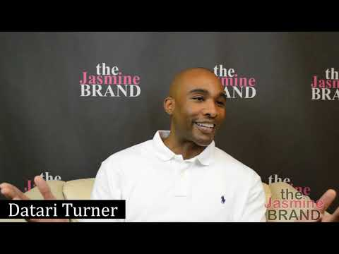 How Datari Turner's Modeling Work Launched His TV & Film Production Career