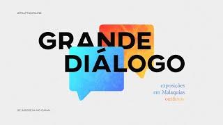 [SÉRIE] O Grande Diálogo - Exposições em Malaquias / Pr. Hilder Stutz
