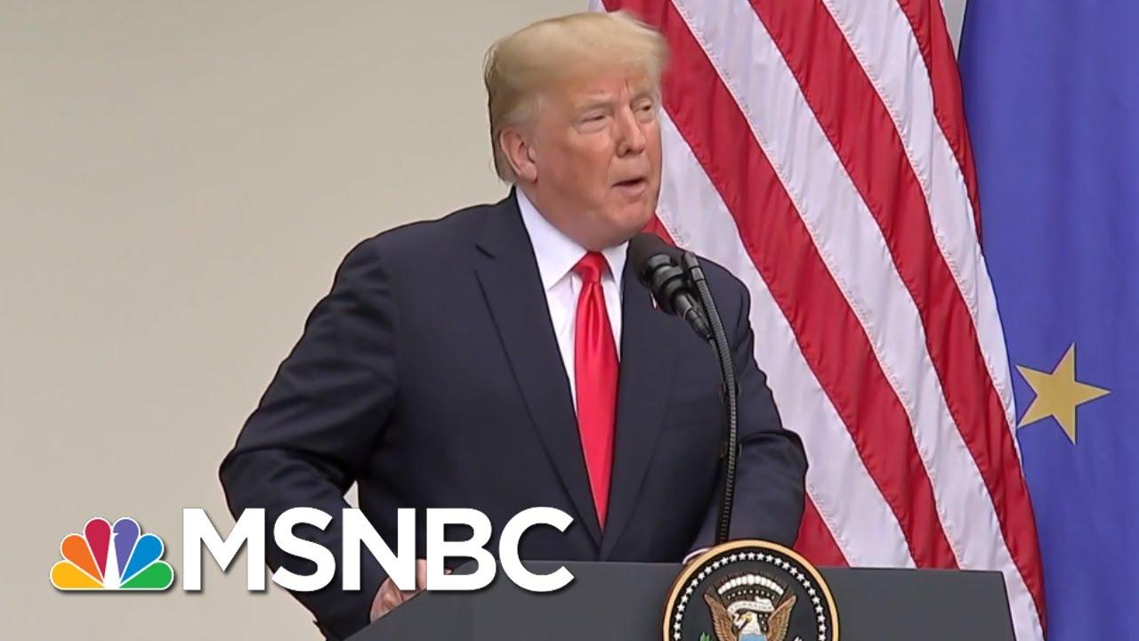 Republican Lawmakers Rip President Donald Trump's Farm Bailout | Hardball | MSNBC